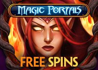 magic portals freespins i betssons mobilcasino