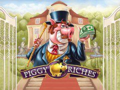 Piggy riches mobil